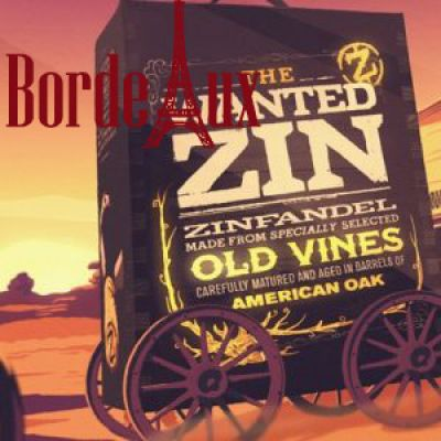 Vang ý The Wanted Zin Old Wine (Bịch 3 Lít)