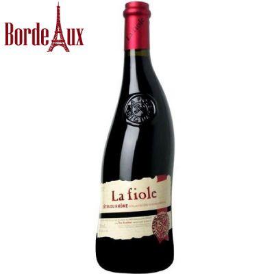 Rượu Vang Pháp Cotes du Rhone La Fiole