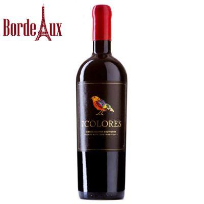 Rượu Vang 7Colores Icon Cabernet Sauvignon