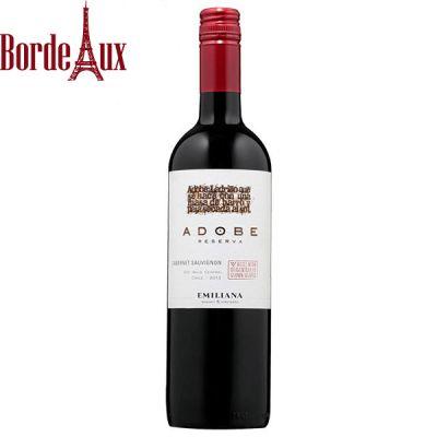 Rượu vang Chile Adobe Emiliana Cabernet Sauvignon