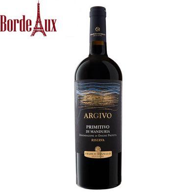 Rượu Vang Agrivo Riserva Primitivo Di Manduria