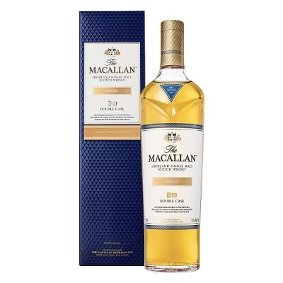 Rượu Macallan Double Cask Gold - UK