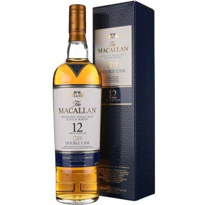 Rượu Macallan 12 năm Double Cask
