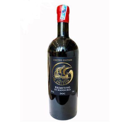 Rượu vang Inizio Primitivo di Manduria