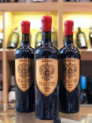 Rượu Vang Ý di Matteo Puglia 16 độ