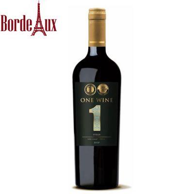Rượu Vang Chile One Wine Syrah