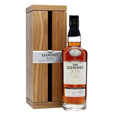 Rượu Glenlivet XXV _ Glenlivet 25 năm