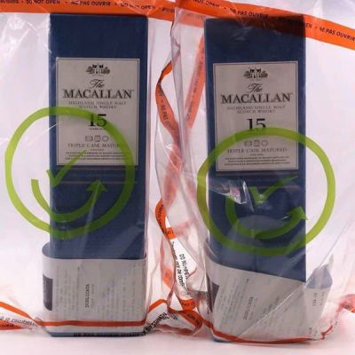 Rượu Macallan 15 Duty Free (Xách tay Pháp)