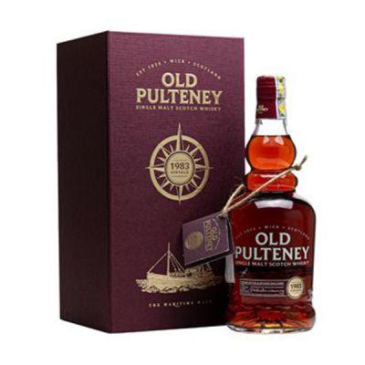 Rượu Old Pulteney 1983