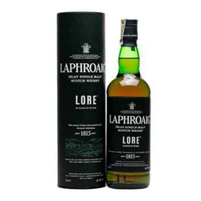 Rượu whisky khói Laphroaig Lore