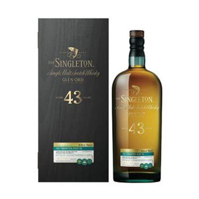 Rượu Singleton 43 năm