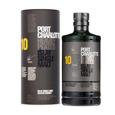 Rượu Bruichladdich Port Charlotte 10 năm