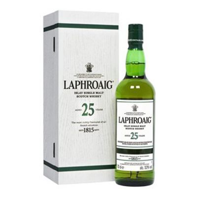 Rượu Laphroaig 25 năm