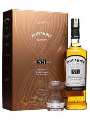 Rượu Bowmore No.1 - hộp quà Tết Tân Sửu 2021