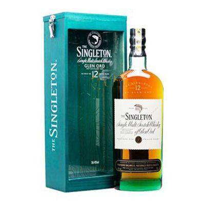 Rượu Singleton 12 năm - hộp quà Tết Tân Sửu 2021