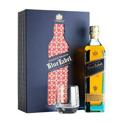 Rượu Johnnie Walker Blue Label Hộp quà Tết 2021