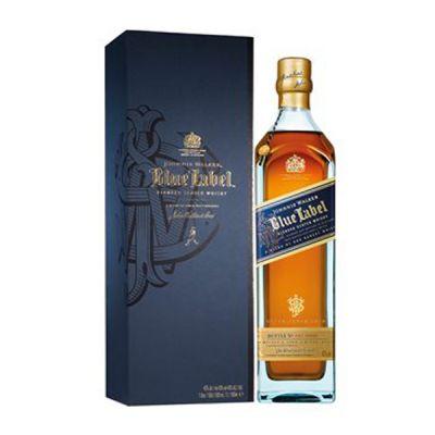 Rượu Johnnie Walker Blue Label 1L