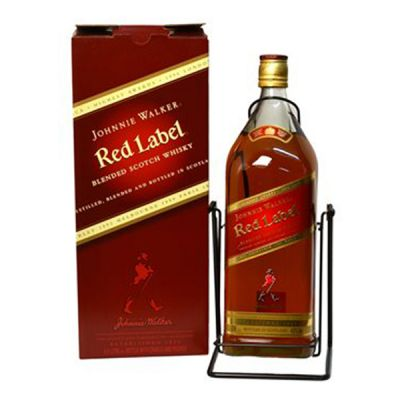 Rượu Johnnie Walker Red Label 4.5 L