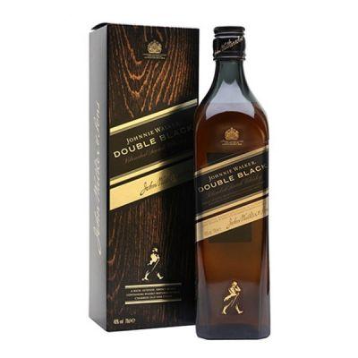Rượu Johnnie Double Black xách tay Nhật Bản 700ml