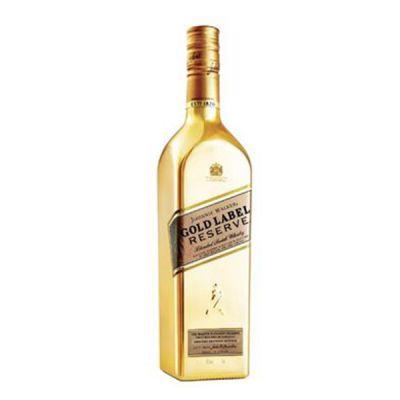 Rượu Johnnie Walker Gold Limited Editon nhũ vàng