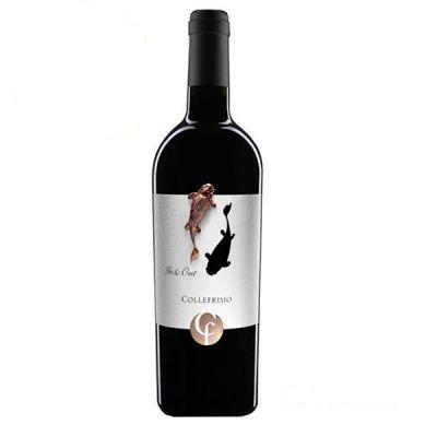 Rượu Vang Ý Cá Chép In & Out Collefrisio CF Thượng hạng