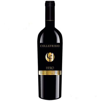 Rượu vang CF Collefrisio Hero Montepulciano D'abruzzo