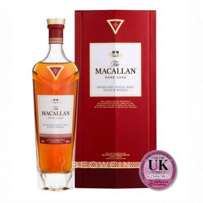 Rượu Macallan Rare Cask 2020 UK