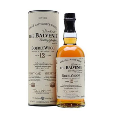 Rượu Balvenie 12 năm Double Wood