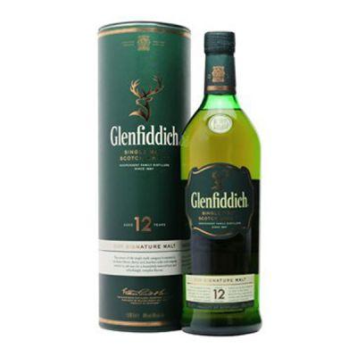 Rượu Glenfiddich 12 1L
