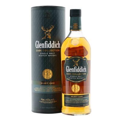 Rượu Glenfiddich Sellect Cask 1L