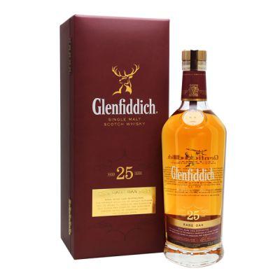Rượu Glenfiddich 25 năm