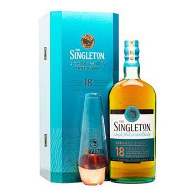 Rượu Singleton 18 năm - hộp quà tết 2021