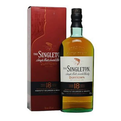 Rượu Singleton 18 năm Dufftown