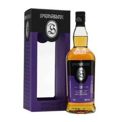 Rượu Whisky Springbank 18 Years Old