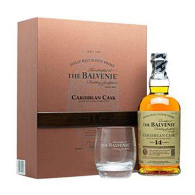 Rượu Balvenie 14 năm - hộp quà tết Tân Sửu 2021
