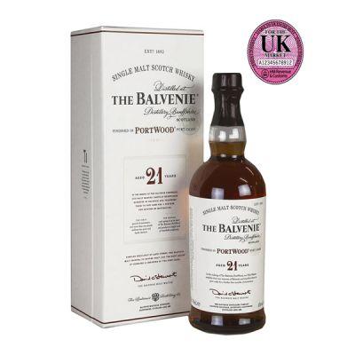 Rượu Balvenie 21 UK