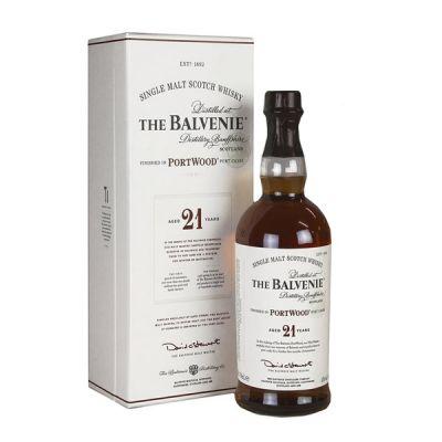 Rượu Balvenie 21 năm