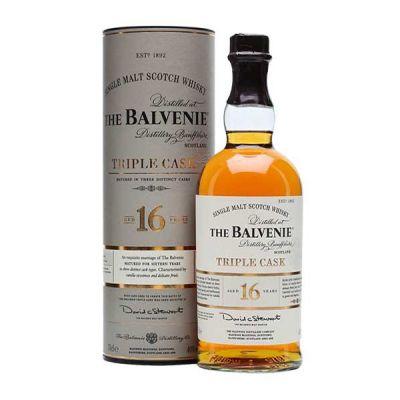 Rượu Balvenie 16 Triple Cask