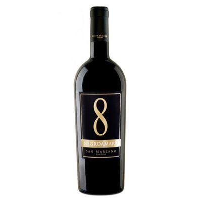 Rượu Vang Ý 8 Negroamaro Cao Cấp