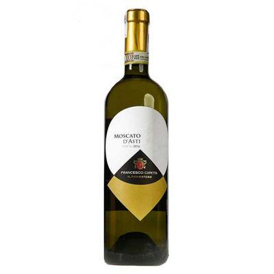 Rượu vang Moscato DAsti Francesco Capetta Cao Cấp