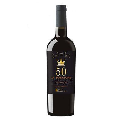 Rượu vang La Passione Primitivo Del Salento