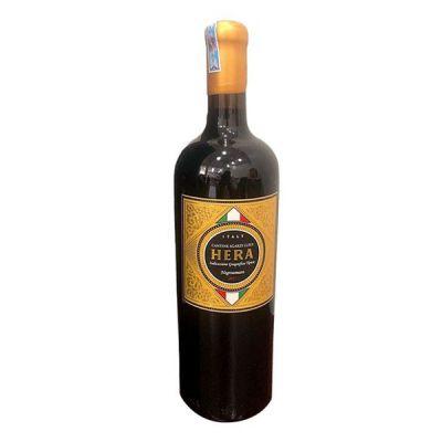 Rượu Vang Ý  HERA Negroamaro