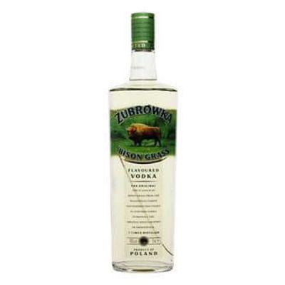 Rượu Vodka Zubrowka