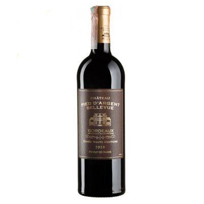 Rượu Vang Chateau Pied D'Argent Bellevue 2018