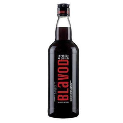 Rượu Vodka Blavod (Vodka Đen) 1 Lít