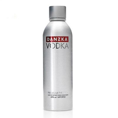 Rượu Vodka Danzka (Vodka Nhôm) 750ml