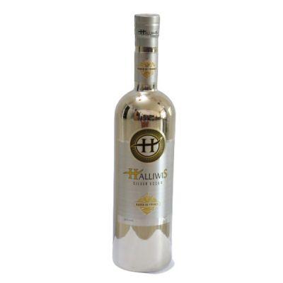 Rượu Vodka Halliwis Pháp (Chai Bạc)