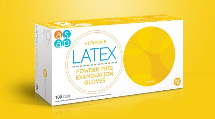 LATEX (VITAMIN E)