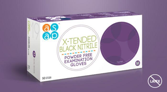 X-TENDED BLACK NITRILE