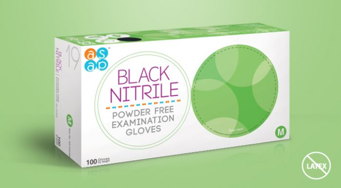 BLACK NITRILE
